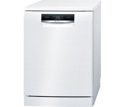 BOSCH SMS88TW02G Full-size Dishwasher - White