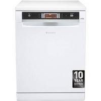Hotpoint Ultima FDUD 43133 P Freestanding Dishwasher - White
