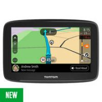 TomTom GO Basic 5 In Europe Lifetime Maps & Traffic Sat Nav