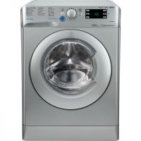 Indesit BWE91484XSUK 9Kg Washing Machine with 1400 rpm - Silver - A+++ Rated