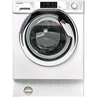 Hoover HBWD8514DAC-80 8kg Wash 5kg Dry 1400rpm Integrated Washer Dryer - White