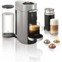 Nespresso Vertuoplus M600 Coffee Machine - Silver