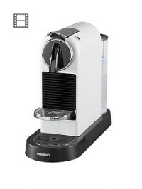 Nespresso CitiZ Coffee Machine by Magimix - White