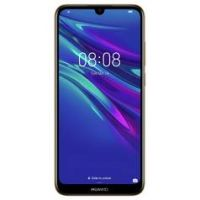 SIM Free Huawei Y6 32GB Mobile Phone - Amber Brown