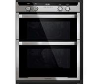 KENWOOD KD1701SS Electric Built-under Double Oven - Stainless Steel