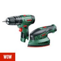 Bosch Cordless EasyImpact 12 & EasySander 12 with Battery