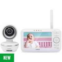 VTech VM5261 Safe & Sound 5 in 1 Baby Monitor