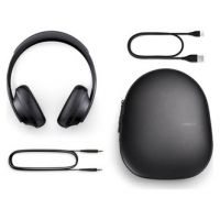 Bose HDPHS 700 BK Noise Cancelling Wireless Acoustic Headphones in Bla