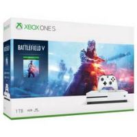 Xbox One S Console & Battlefield V Bundle