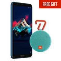 Sim Free Honor 7X Mobile Phone - Blue