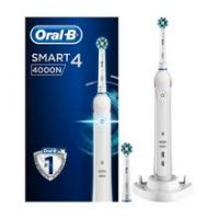 Oral-B Smart Series 4000 CrossAction Electric Toothbrush