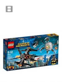 LEGO Super Heroes 76111 Batman™: Brother Eye™ Takedown