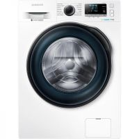 Samsung ecobubble™ WW90J6410CW 9Kg Washing Machine with 1400 rpm - White - A+++ Rated