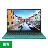 ASUS S530 15.6 Inch i3 8GB 256GB Full HD Laptop - Turquoise