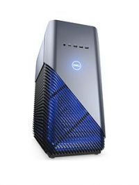 Dell Inspiron 5000 Gaming Series, Intel® Core™ i5-8400 Processor, NVIDIA GeForce GTX 1060 Graphics, 8GBDDR4 RAM, 1TBHDD & 128GBSSD, Gaming PC