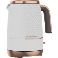 Beko Cosmopolis WKM8306W Kettle - White / Rose Gold