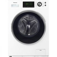 Hisense WFP9014V 9Kg Washing Machine with 1400 rpm - White - A+++ Rated