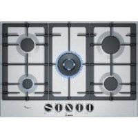 Bosch PCQ7A5B90 75cm Gas Hob in Stainless steel