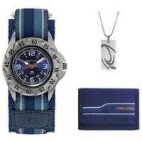 Kahuna Blue Wave Watch Set