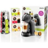 Nescafe Dolce Gusto Mini Me Coffee Machine - Black & Grey