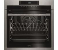 AEG BPE742320M Electric Oven - Stainless Steel