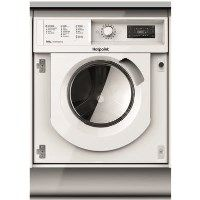 HOTPOINT BIWDHG7148 7kg Wash 5kg Dry 1400rpm Integrated Washer Dryer With Efficient Inverter Motor - White