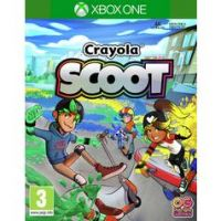 Crayola Scoot Xbox One Game