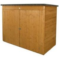 Forest Pent Large Outdoor Store Dip Treated - 2000 Litre