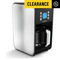 Morphy Richards Accents Filter Coffee Machine- Brushed Steel