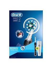 Oral-B Oral B Power Toothbrush Case Black