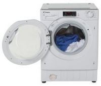 CANDY CBWD 8514DC Integrated 8 kg Washer Dryer - White