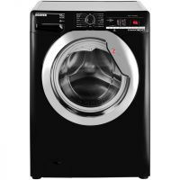 Hoover Dynamic Next DXOA410C3B 10Kg Washing Machine with 1400 rpm - Black - A+++ Rated