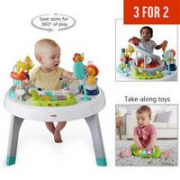 Fisher-Price 2-in-1 Sit-To-Stand Activity Centre