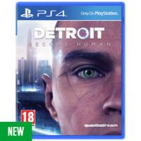 Detroit: Become Human PS4 Game