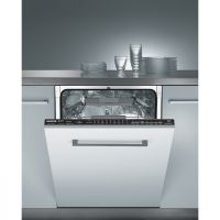 Hoover HDI3DO623D Fully Integrated Standard Dishwasher - Silver Control Panel with Fixed Door Fixing Kit - A+++ Rated
