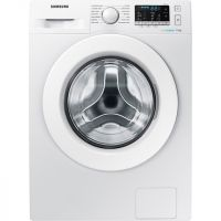 Samsung ecobubble™ WW70J5555MW 7Kg Washing Machine with 1400 rpm - White - A+++ Rated