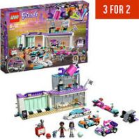 LEGO Friends Heartlake Creative Tuning Shop Playset - 41351