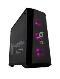 Zoostorm Stormforce Crystal Intel® Core™ i5K Processor, GeForce GTX 1060 6Gb Graphics, 16Gb RAM, 1Tb HDD & 250Gb SSD, VR-Ready Gaming PC