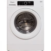 Whirlpool FSCR80410 8Kg Washing Machine with 1400 rpm - White - A+++ Rated