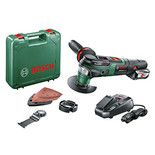 Bosch AdvancedMulti 18V Cordless Multi-Tool with 1x 2.5Ah Battery