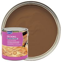 Wickes Decking Stain - Natural Oak 2.5L