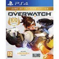 Overwatch Game of the Year Edition PS4 Game