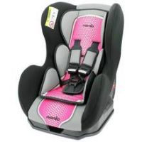 Nania Groups 0+ - 1 Cosmo First Pop Pink Car Seat