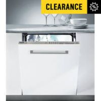 Hoover HFI6072 Integrated Dishwasher - White
