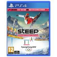 Steep Olympic Winter Games PS4 Game