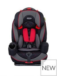 Graco Nautilus Elite Group 123 Car Seat
