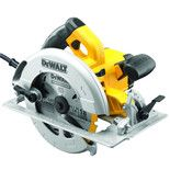 DeWalt DWE575K 190mm Compact Circular Saw With Kitbox (110V)