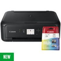 Canon PIXMA TS5150 All-In-One Printer Bundle