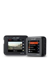 Mio MiVue C330 Dash Cam with 1080p recording, GPS, Safety Camera Alerts, 3 Axis G-Sensor and 2-inchLCD Screen