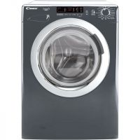 Candy Grand'O Vita GVS1410DC3R 10Kg Washing Machine with 1400 rpm - Graphite - A+++ Rated